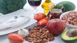 راهنمای برنامه غذایی برای دیابت نوع 2 و کلسترول بالا