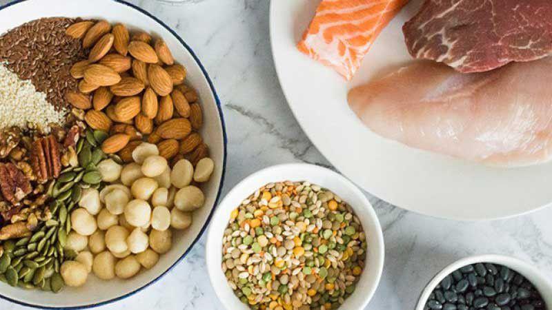 با منابع پروتئین آشنا شوید