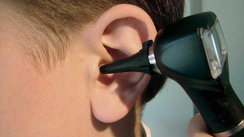 عفونت گوش میانی و درمان عفونت گوش